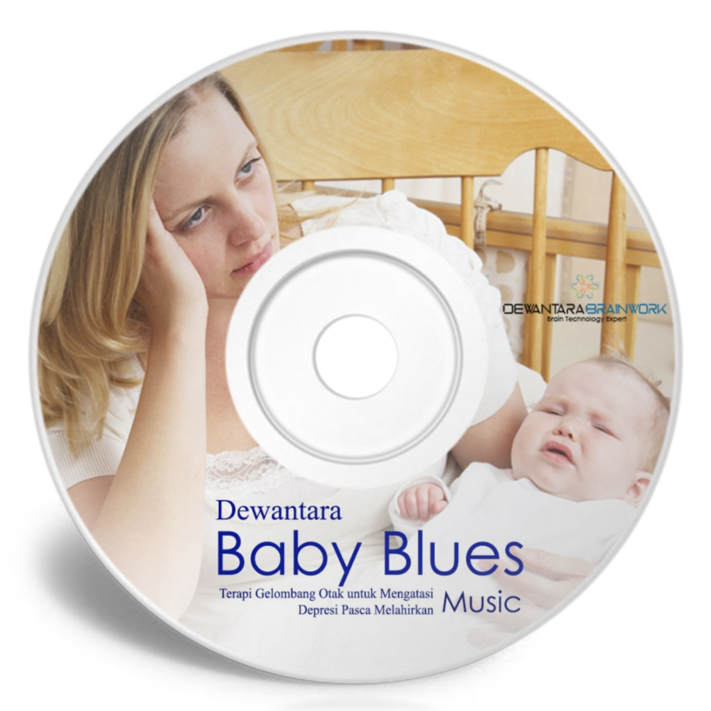 cd terapi mengatasi sindrom baby blues